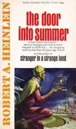 the door into summer robert a heinlein 1957 planet pulp