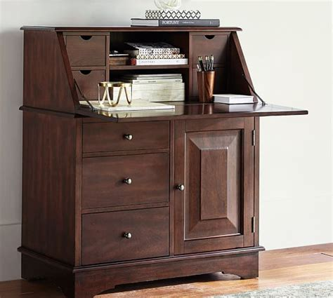 Wonderful Pottery Barn Graham Secretary Desk Desk Pottery Barn Graham Desk