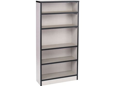 cheap bookcases for classroom high pressure laminate double sided bookcase 36 wx72 h