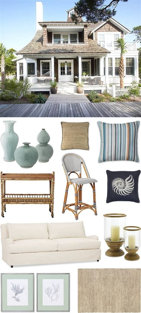 beach house home decor coastal style htons beach house get the look
