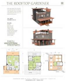 Rooftop Deck House Plans by 17 Best Images About Floor Plans On Pinterest Dome Homes