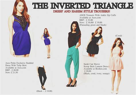 what inverted triangles shouldnt wear image gallery inverted triangle body women