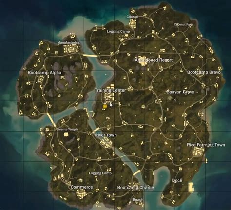 pubg loot map playerunknown s battlegrounds savage maps loot maps