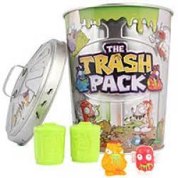 trash pack trashies collectors tin trash pack action figures boys