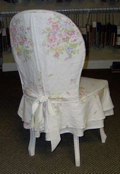 slipcovered chairs shabby chic floral slip cover florals chair