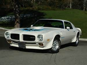 1973 Pontiac Trans Am 1973 Pontiac Firebird Trans Am Coupe Barrett Jackson