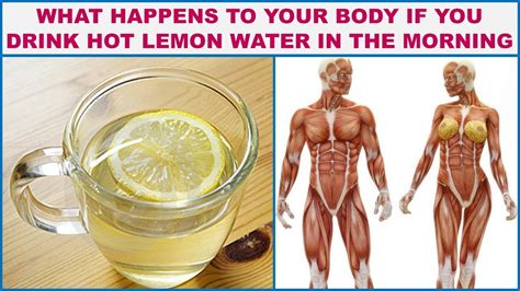 can you drink hot water what happens to your body if you drink hot lemon water in