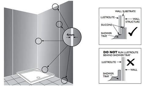 how to fix bathroom wall panels 17 best ideas about acrylic panels on pinterest display