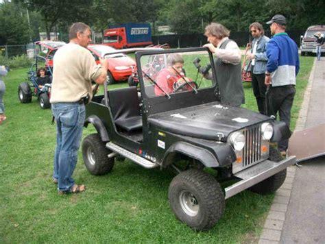 Kinder Auto Mini Jeep by Mini Jeep Kinderjeep Eigenbau Biete Us Cars