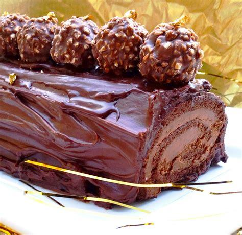 haute christmas dessert ferrero rocher chocolate b 251 che de no 235 l haute sucr 233