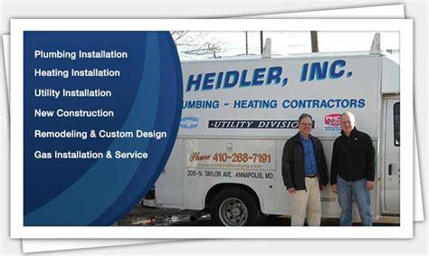 Heidler Plumbing by Why Choose Us
