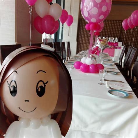 decoracion con globos bautizo ni 209 o restaurante sporting valencia azul eleyce eventos valencia mesas dulces eleyce eventos valencia