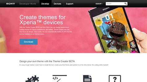 sony theme maker beta xperiaのテーマを自作できる theme creator beta を使って世界に1つだけのmy xperiaを