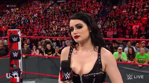 paige news wwe s paige becomes new smackdown gm after post