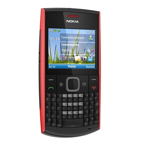 Hp Nokia X2 Qwerty wholesale cell phones wholesale mobile phones new nokia x2 01 black qwerty keyboard gsm