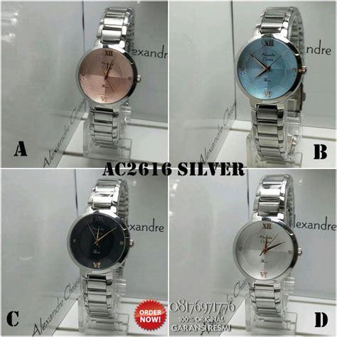 New Jam Tangan Wanita Original Alexandre Christie Ac2573 Lhgn Murah jual jam tangan original jam tangan wanita pria terbaru