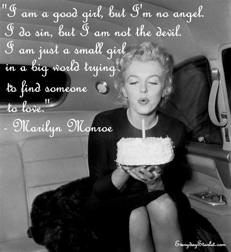 Marilyn Birthday Quotes Marilyn Monroe Birthday Quotes Quotesgram
