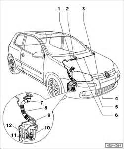 volkswagen workshop manuals gt golf mk6 gt vehicle electrics