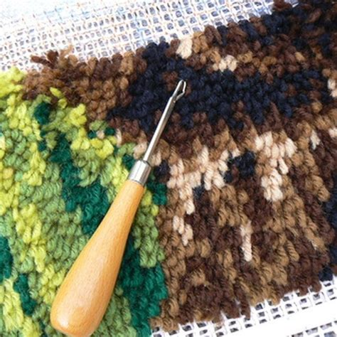 Create Your Own Latch Hook Rug 1000 ideas about latch hook rugs on latch hook rug kits rug yarn and punch needle