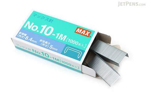 Staples No10 1m Max max staples no 10 1m jetpens