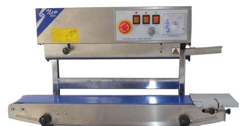 Mesin Kopi Conti mesin pengemas dan mesin packaging continuous sealer