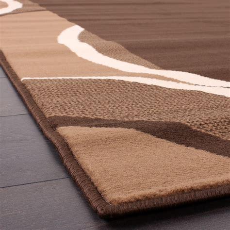 designer rugs uk designer rug contemporary pattern beige brown carpets