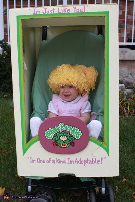 cabbage patch kid costume  babies