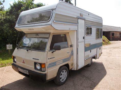 Small Motorhomes For Sale In Used Rvs Mitsubishi L300 Pioneer Small Motorhome For Sale