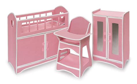 Baby Doll High Chair And Crib by Baby Doll Furniture Sets Roselawnlutheran