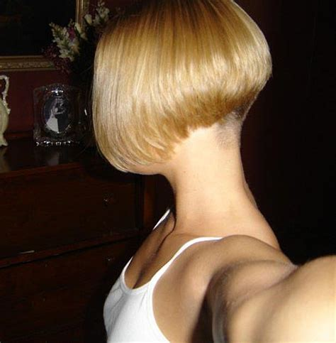 Shaved Wedge Haircuts | shaved wedge bob html autos weblog