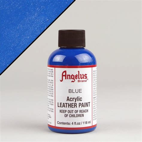 angelus paint midsole angelus leather paint 1oz blue lab uk