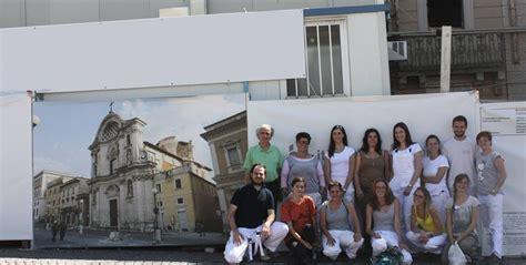 test ingresso accademia arti un cantiere scuola di restauro alla chiesa delle anima
