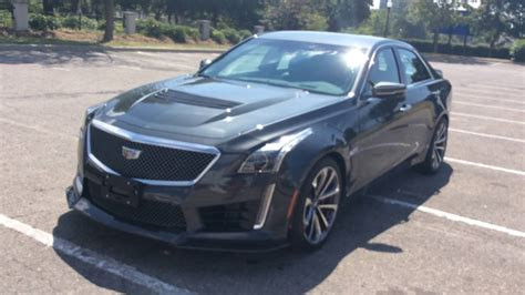 ontario motor sales the cadillac cts v and ats v at ontario motor sales
