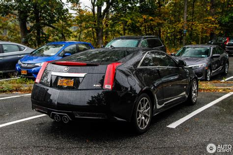 Cadillac V Coupe by Cadillac Cts V Coup 233 9 October 2017 Autogespot