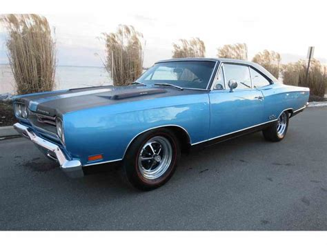 plymouth showtimes 1969 plymouth gtx for sale classiccars cc 953538