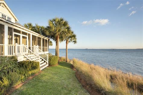 south carolina cottages the cottages on charleston harbor mount pleasant sc 2018 hotel review family vacation critic