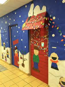 charlie brown snoopy charlie brown door decoration