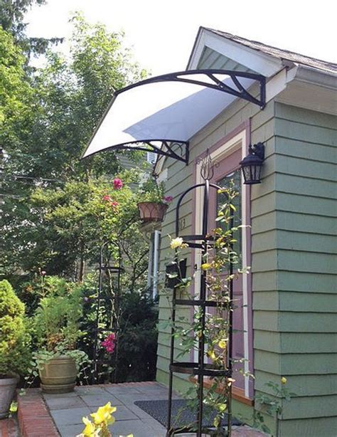 clear awnings doors canopies and window on pinterest