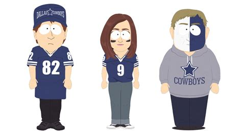 dallas cowboys fan forum dallas cowboys fans official south park studios wiki