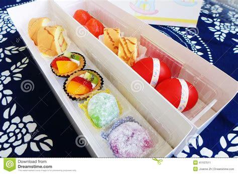 baby one month celebration gift set stock image image 41107511