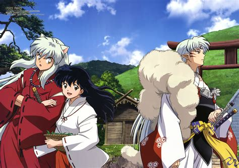 anime inuyasha inuyasha 4k ultra hd wallpaper and background image