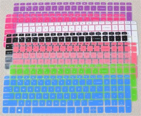 Terlaris Sarung Hp Waterproof 4 silicone waterproof keyboard cover protector for laptop hp pavilion 15 g15 cq15 desktop