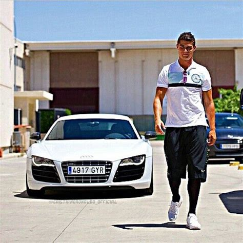 Ronaldo Audi by Cristiano Own Audi R8 Repost This Image