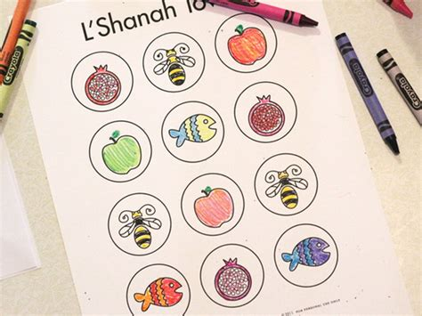 rosh hashanah crafts for best rosh hashanah crafts for family net