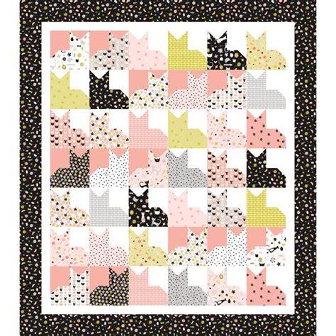 msqc meow pins paws kit missouri quilt co wholesale