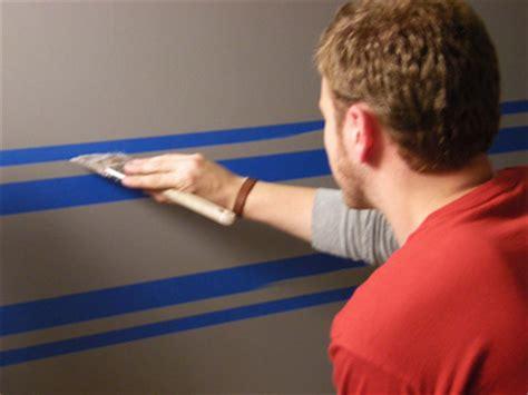 Peinture Bande Horizontale by Comment Peindre Des Bandes Sur Un Mur Conseils