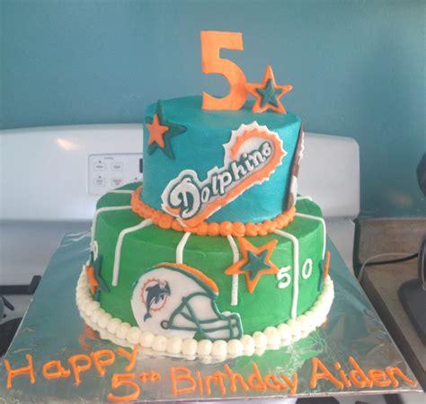 Wedding Cakes Miami by Miami Dolphins Cake My Cakes Miami