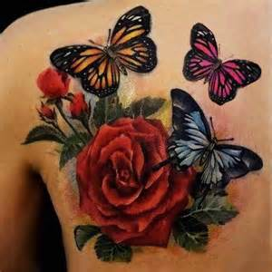 20 lovely butterfly tattoos designs inspire leads