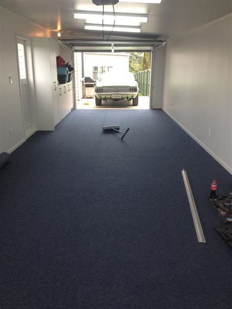 Carpet In Garage by Carpet Garage Neiltortorella