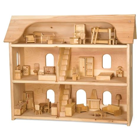 wooden doll house pin by emi stapler the cloth diaper report on giftology